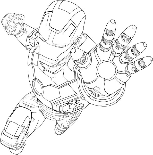Iron Man Trace By LunarKnight Orion On DeviantArt