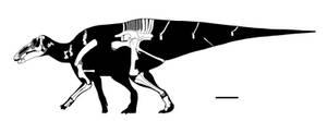 Super edmontosaur