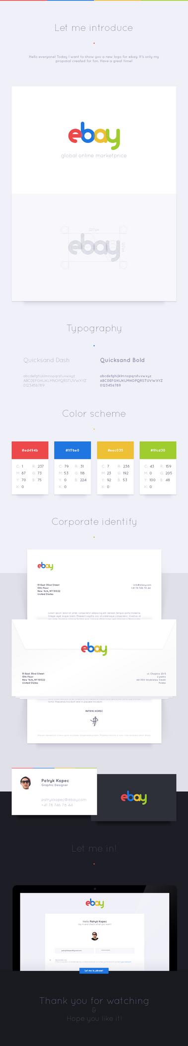 ebay - global online marketplace by encore13