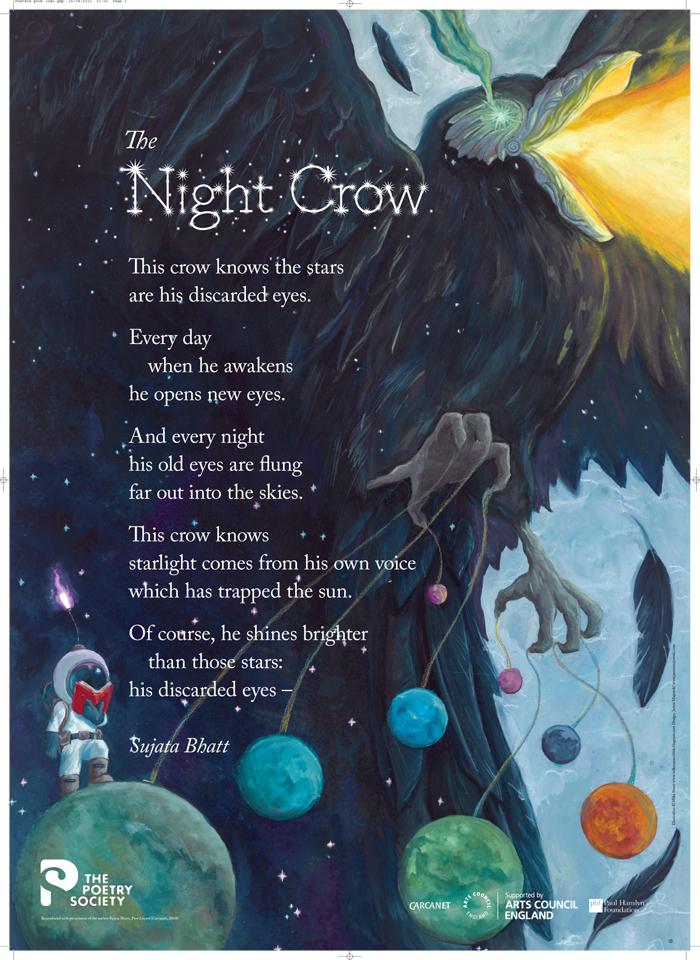 Nightcrow by Migdul