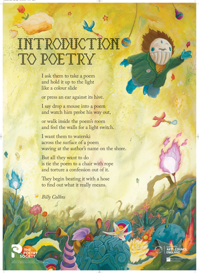 Introduction to Poetry by Migdul