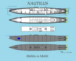 Nautilus Alternate Version II