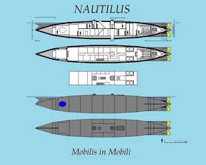 Nautilus Alternate Version III