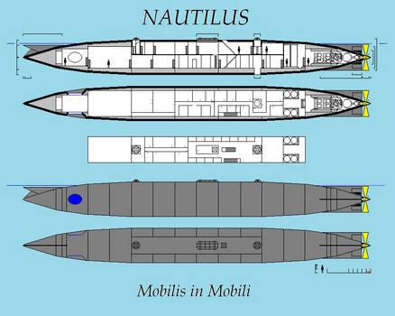 Nautilus Alternate Version I