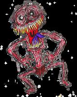 Bare Naked Death by cheezeEGGSTREEME