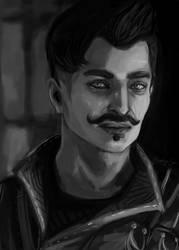 Dorian Pavus by BrooklynSun