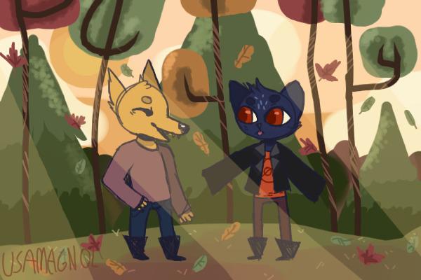 weird autumn by usamagnol