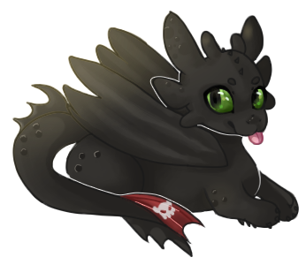 toothless by usamagnol