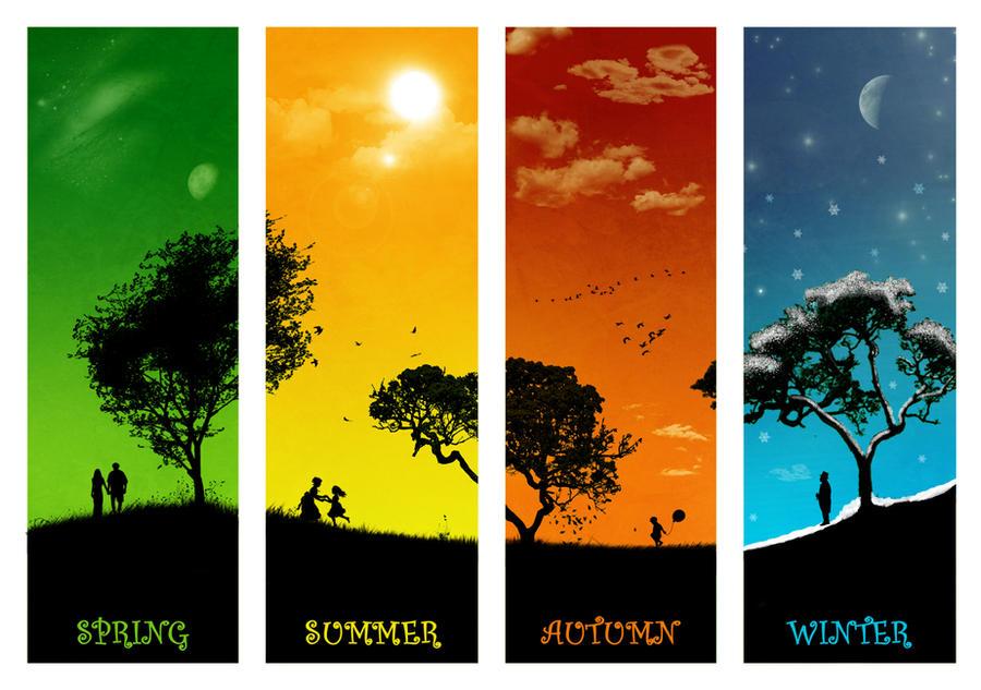 four seasons by nalmes