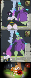 Death Prophet foreshadows expansion p1 by Object15