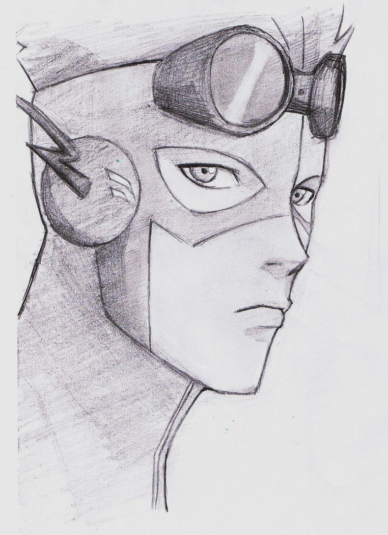 Kid Flash by Jeageractive on DeviantArt