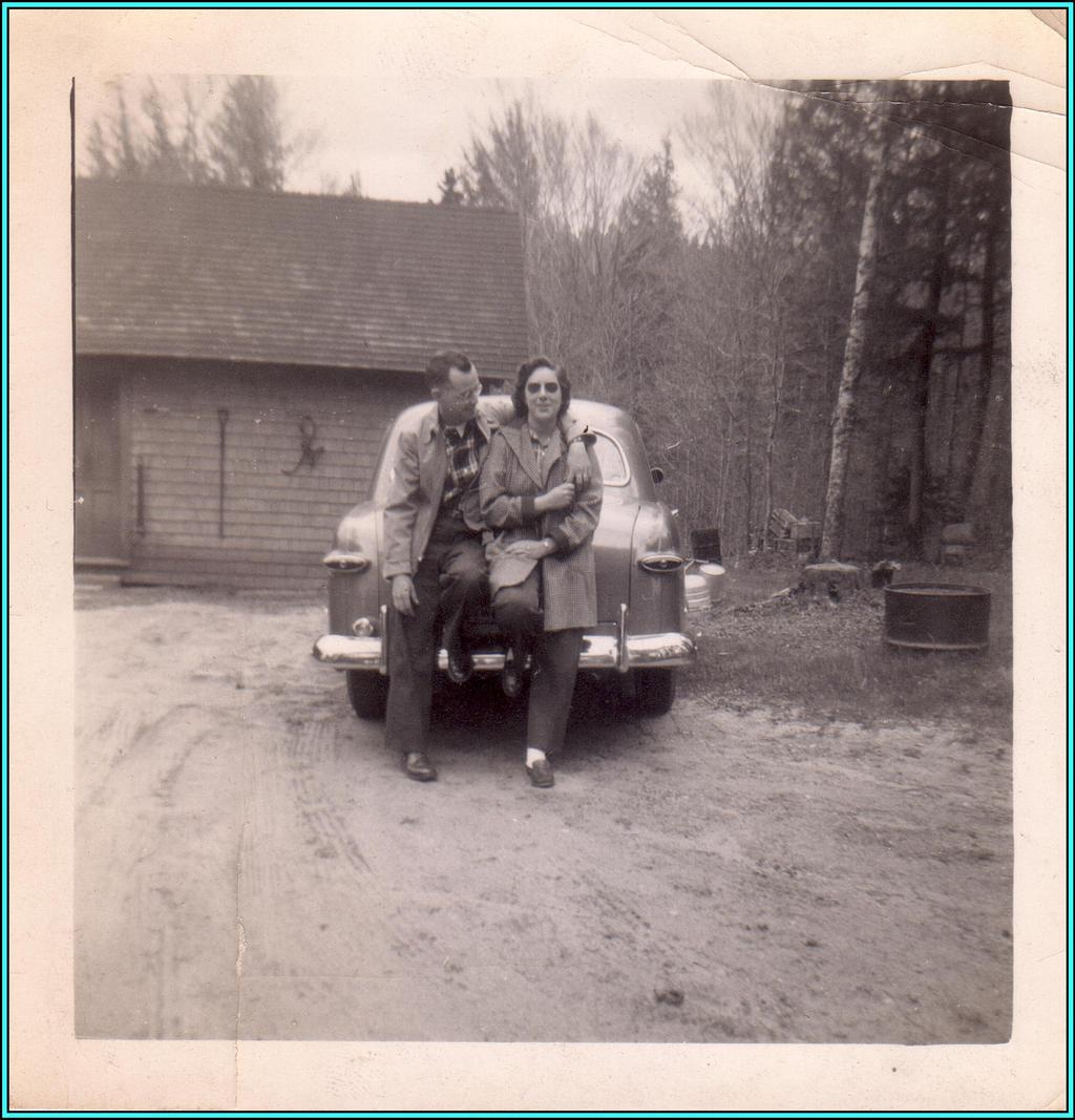 Mr. and Mrs. Phelan, 1950 by SeanPhelan
