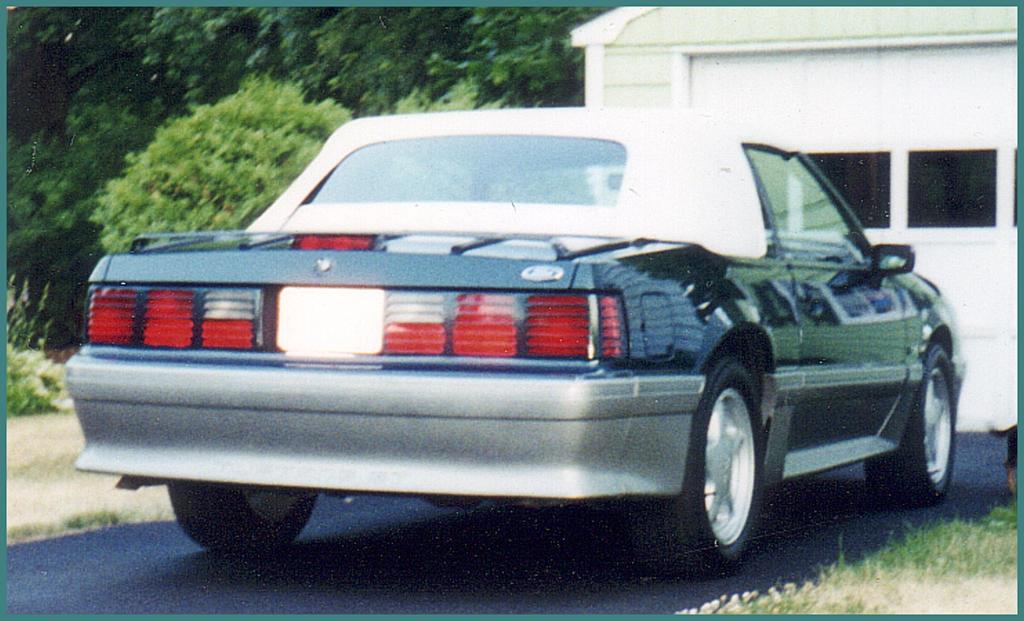 1992 Mustang GT by SeanPhelan