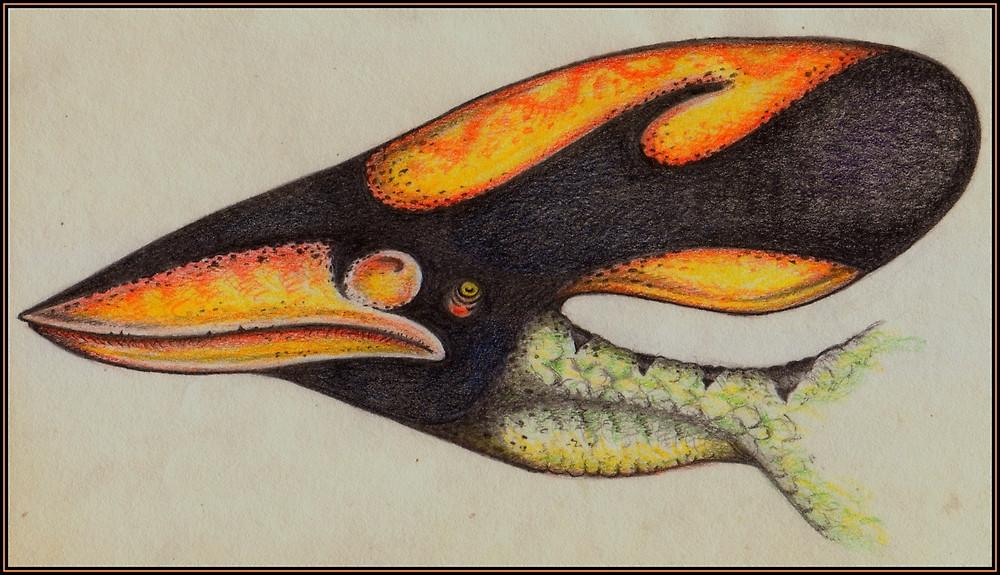 Hatzegopteryx by SeanPhelan