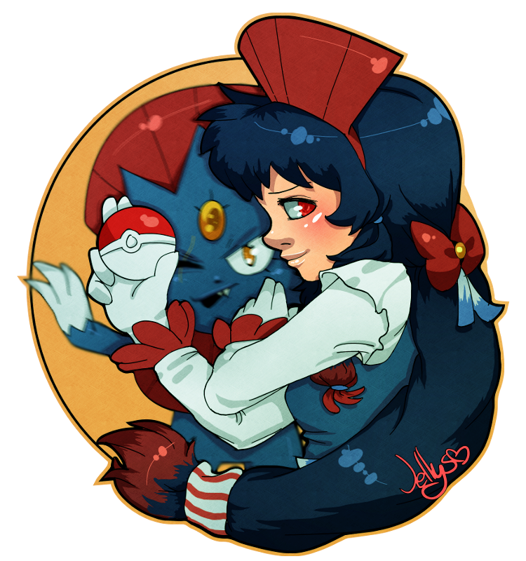 Trainer Amberly Pc By Drawing Wiff Waffles On Deviantart