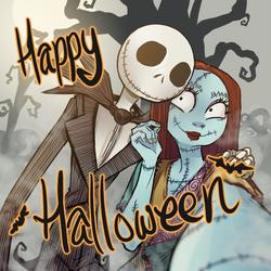 Happy Halloween to my Watchers!