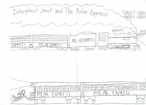 Interplanet Janet and the Polar Express