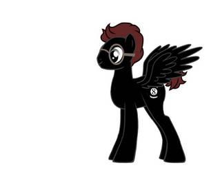 OCP Pegasus My Little Pony with Pony Creator by ClownBinky