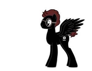 OCP Pegasus My Little Pony with Pony Creator