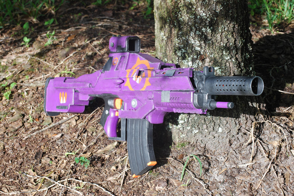"""Someone Built Destiny's """"Last Word"""" and """"Hawkmoon"""" in Real Life –  PowerLeveled"""