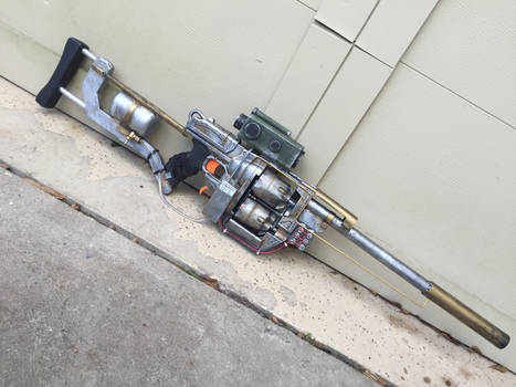 Fallout 4 Inspired Rifle
