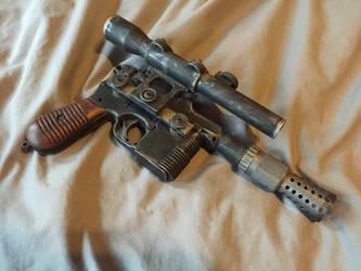 Star Wars - DL-44 by jonyman123