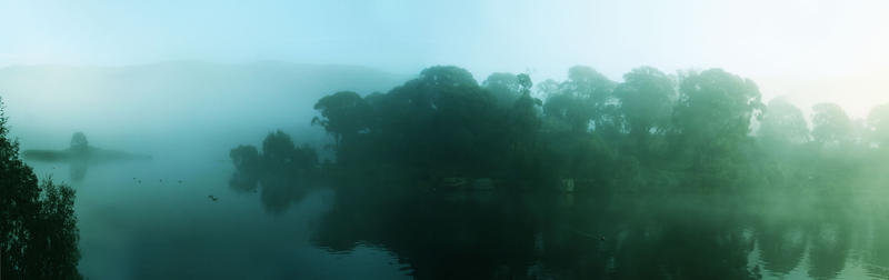 Lake Crackenback I by Michaella-Designs