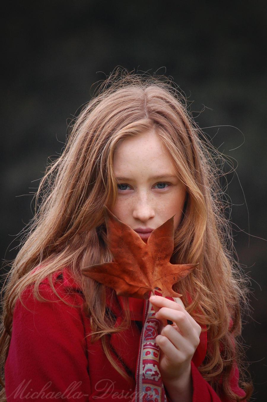 Autumn Child by Michaella-Designs