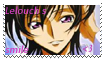 : Lelouch's smile : by rebecca17