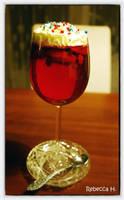 Strawberry wine by rebecca17