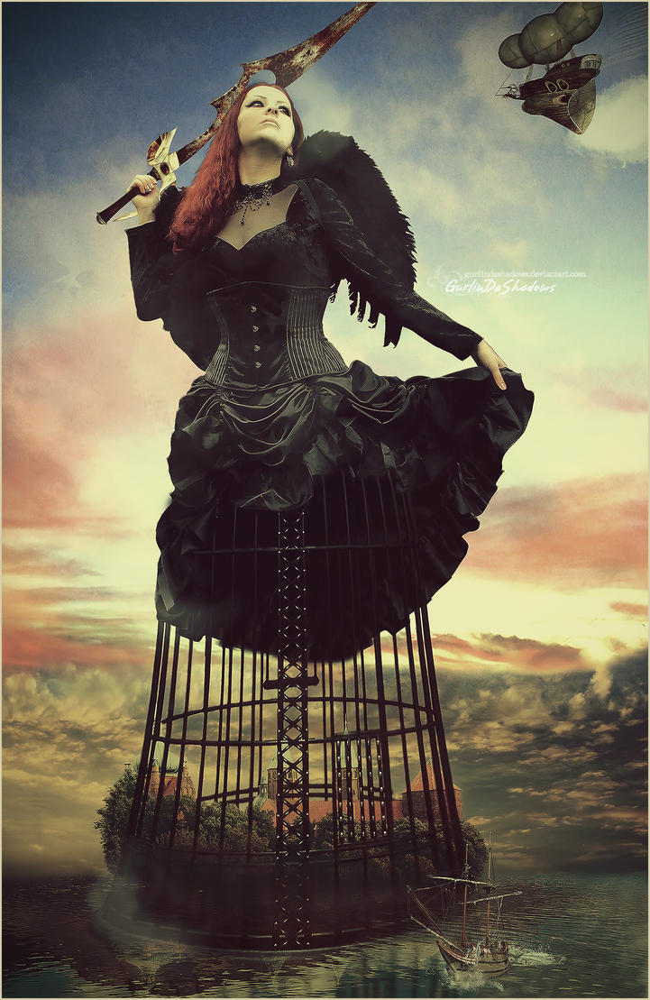 Goddess Amarie - Ruler of Earth by K-Escarlata