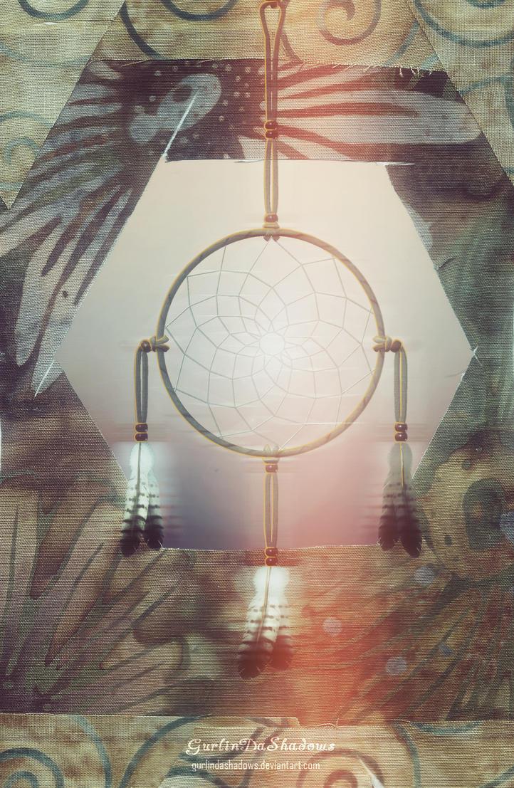 Old dreams in a frame by K-Escarlata