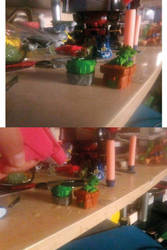Plant Botbots Complete by Cartoontriper