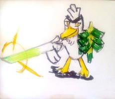 the Onion Knight