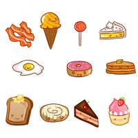 Food is good by wishd0ll