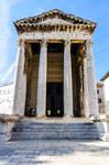 Roman Temple of Augustus