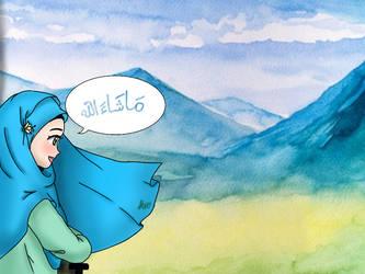 MasyaAllah  by Meowkawaii0064