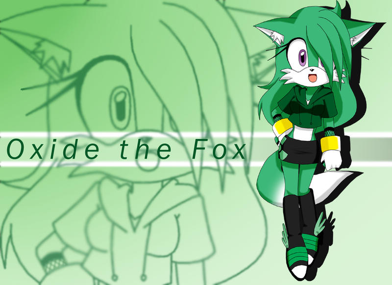 Oxide the Fox BG by Sakura-Rose12