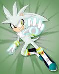 Silver the Hedgehog again