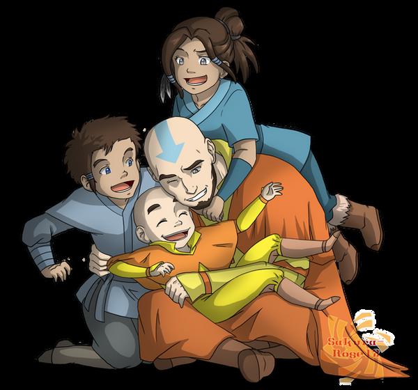 Avatar Daddy by Sakura-Rose12