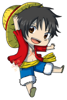 Monkey .D. Luffy