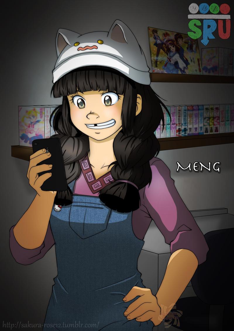 SRU [Meng] - fortuneteller114 by Sakura-Rose12