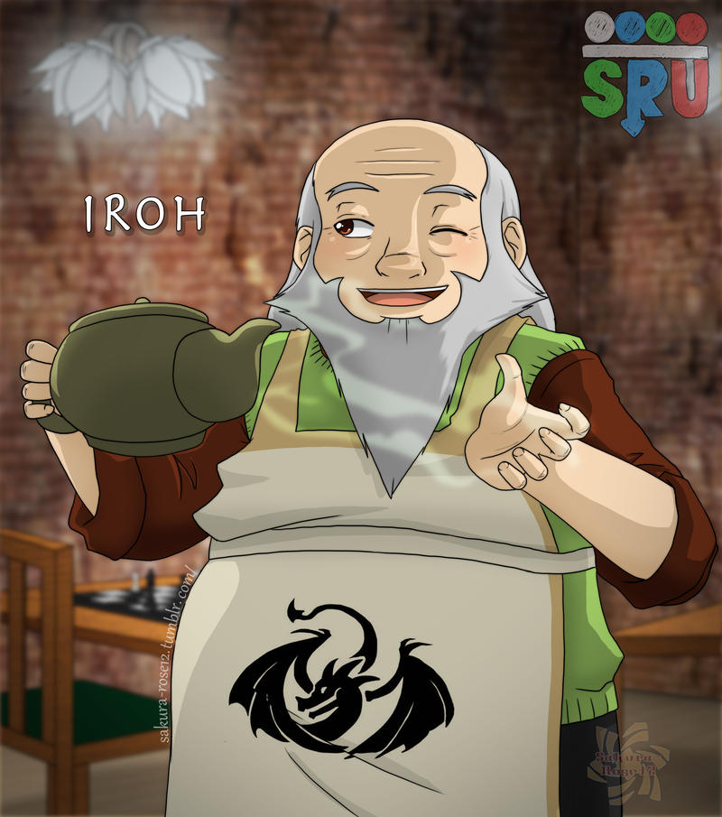 SRU [Iroh] - Proper Aging by Sakura-Rose12