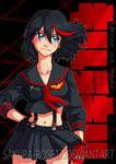 Kill la Kill - Ryuko Matoi