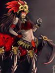 Skin Concepts: Tribal Warrior, Arachnae