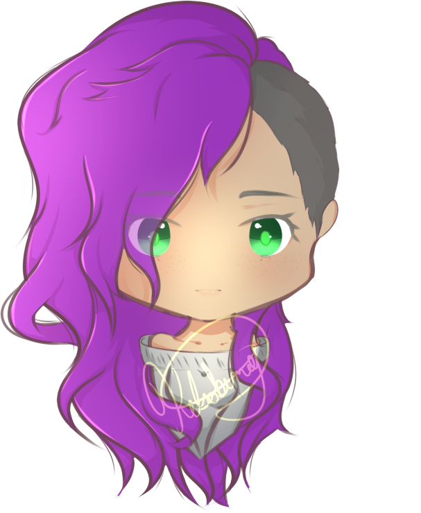 More Hair Chibi Sketches By Kelsobunny On Deviantart