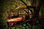 Traktor by BAproductions