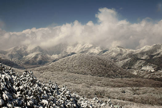 Hakone Mountains