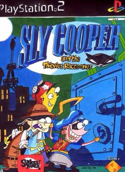 Ed, Edd n Eddy (Sly Cooper)