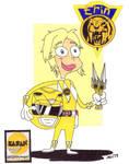 Erin Fitzgerald as Yellow Ranger (Ed, Edd n Eddy)
